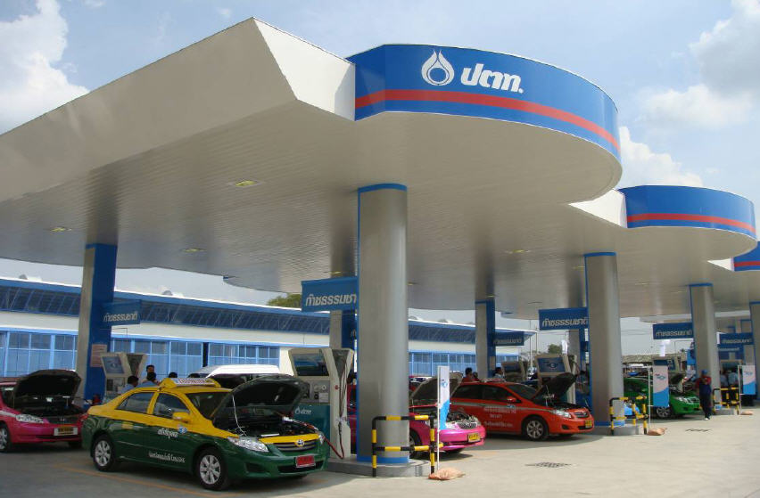 Image result for petrol pump thailand