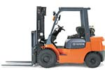 Toyota USA now offers OEM CNG forklifts and has teamed up with Fuelmaker to provide CNG refueling appliances