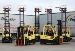 Hyster H2.0FT Fortens Advance 2,000kg capacity forklifts