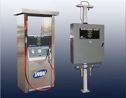 IMW CNG dispensers