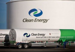 Clean Energy Fuels facility