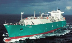 The LNG Carrier Gaselys was the first vessel to be powered by the Warsila 50DF dual-fuel engine.