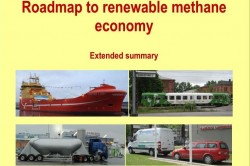 Roadmap to renewable methane economy -Finland