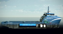 Harvey Gulf LNG PSV