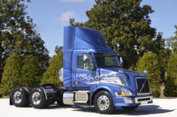 Volvo's D13-LNG engine will be available mid-2014