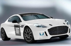 The Aston Martin aims for an emissions-free lap at the Nürburgring 24 Hours