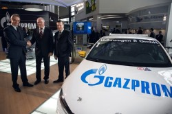 VW Scirocco R-cup fuelled by Gazprom