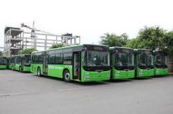 Hengtong Bus - model CKZ6126HN4 LNG