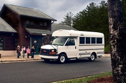 Thomas Built Buses to Produce CNG Minotour School Bus   NGV Global