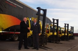 Pall-EX CNG Forklifts