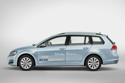 VW Golf VII Variant TDI BlueMotion