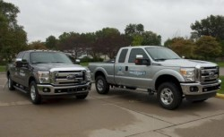 Ford Vehicles equipped with Westport WiNG systems2014-sm