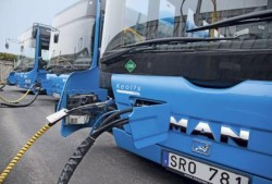 MAN natural gas buses for Keolis fleet in Sweden