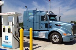 Freedom CNG fueling station