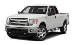 Ford F-150 2014 with Westport WiNG Certification