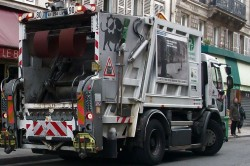 Derichebourg Waste Collection Vehicle
