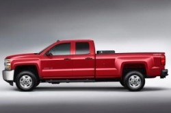 GM 2015 Chevrolet Silverado 2500HD Bi-Fuel