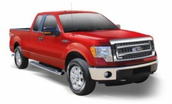 Ford F-150 dedicated CNG pickup truck