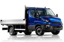 Iveco CNG-powered New Daily Light Truck