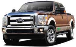 Ford F-250-350 CNG bi-fuel - dedicated CNG pickup