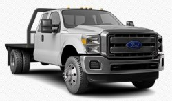 Ford F-450 CNG Chassis Cab