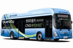 Hyundai 'Blue City' CNG hybrid