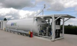 Chart LNG skid-mounted station for Gasrec