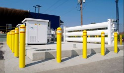 ANG CNG time-fill station