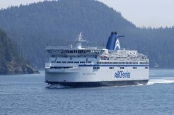 BC Ferries - Spirit of British Columbia planned for conversion to dual-fuel 2014