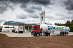 Gasrec supplies Bio-LNG Station