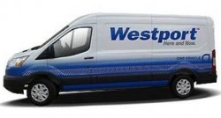 Ford Transit with Westport WiNG - demo program 2014