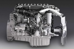 Scania 9-litre Euro6 gas engine (280 hp and 340 hp)