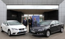SEAT and VW NGVs in Spain