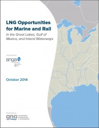 ANGA Study - LNG Opportunities for Rail and Marine