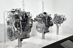 Hyundai engines Paris Motor Show