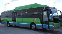 Castrosua Magnus E high-floor CNG 2014