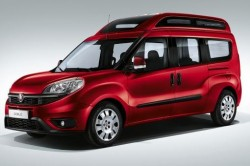 Fiat New Doblo Natural Power 2015