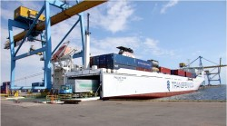 Finland's Hamina Harbour EU Terminal for ConRO shipping