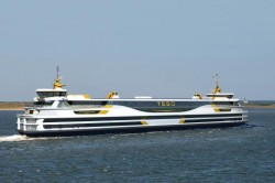 Texelstroom (CNG-powered)