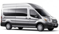 Ford CNG Transit 2015 full size van and wagon bi-fuel