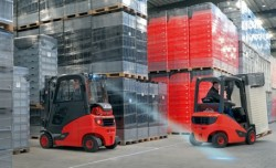 Linde H14-20 EVO forklift with CNG power (2)