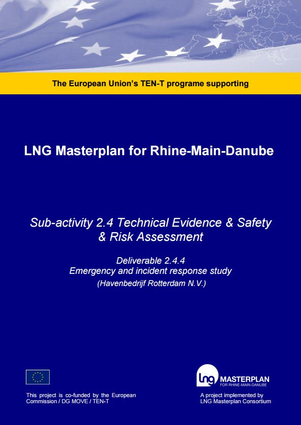 Report - EU LNG Masterplan Sub-Report LNG Safety Inland Navigation Apr2015
