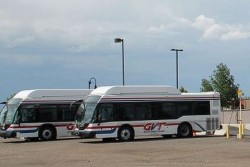 Grand Valley Transit CNG Buses