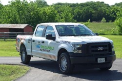 Ford 2016 F150-CNG (front view)