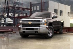 GM 2500HD Silverado MY2016