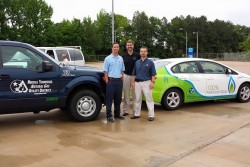 CNG Rally Across Tennessee