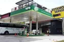 Colombia: EPM CNG Station opens Punto Cero Medellin