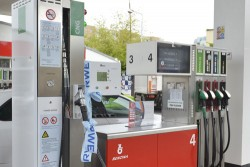 CNG Station opened at Olomouc