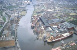 Clyde industry in the 1990s