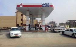 Gastec CNG Station (Oct 2013)